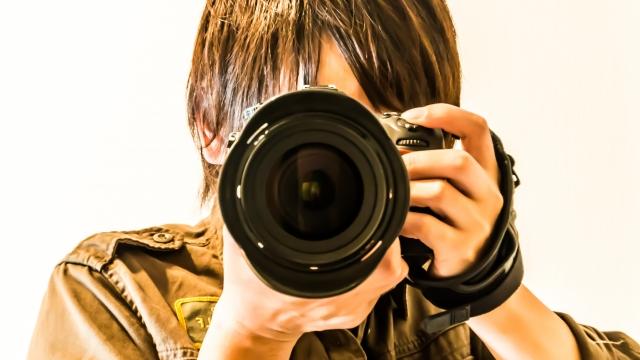 ホームページに使う写真について